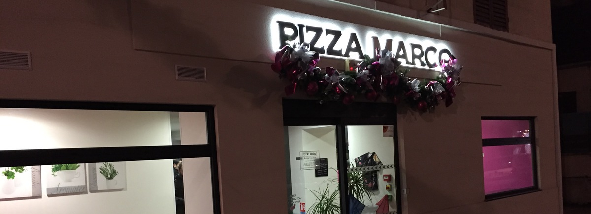 Pizza Marco